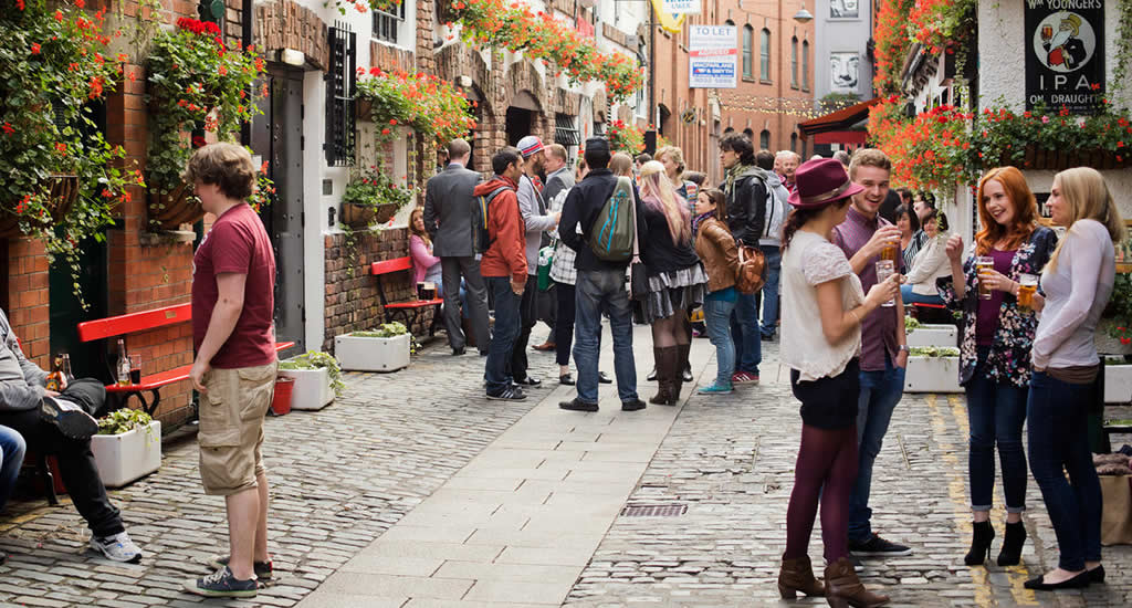Cathedral Quarter, Belfast | Mooistestedentrips.nl