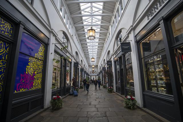 Covent Garden - London, England, United Kingdom
