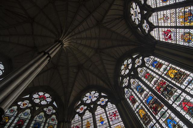 Westminster Abbey - London, England, United Kingdom