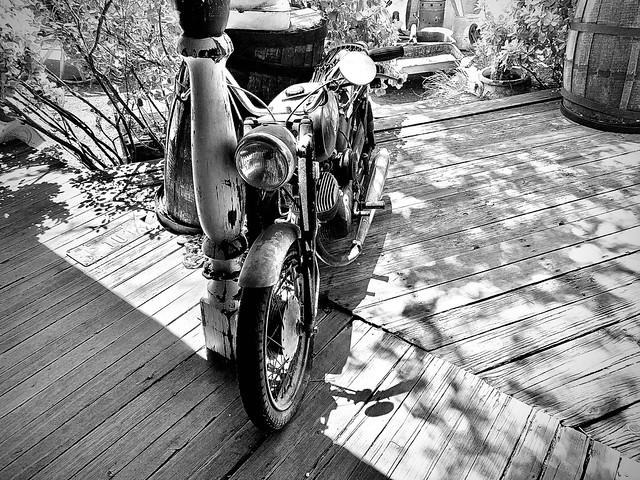 Ol motorcycle
