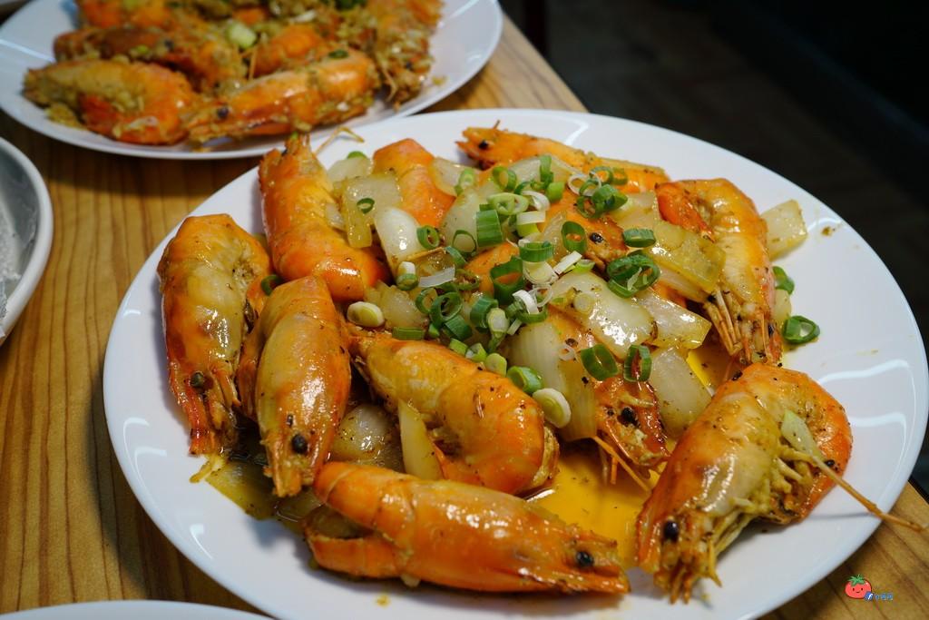 中和泰國蝦料理東城活泰國蝦