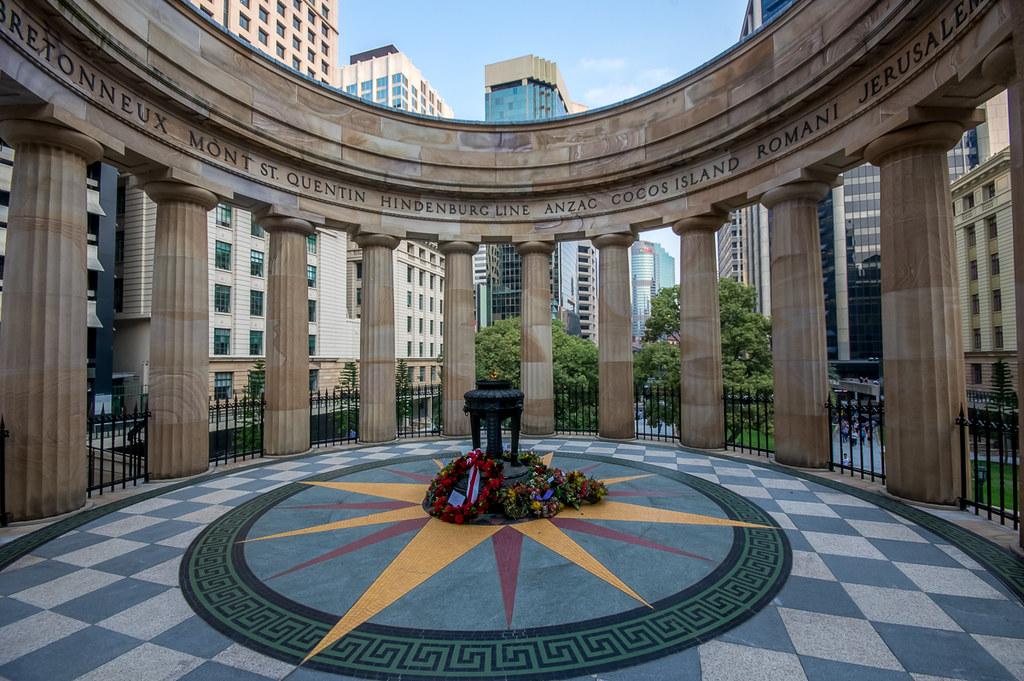 The Anzac Memorial