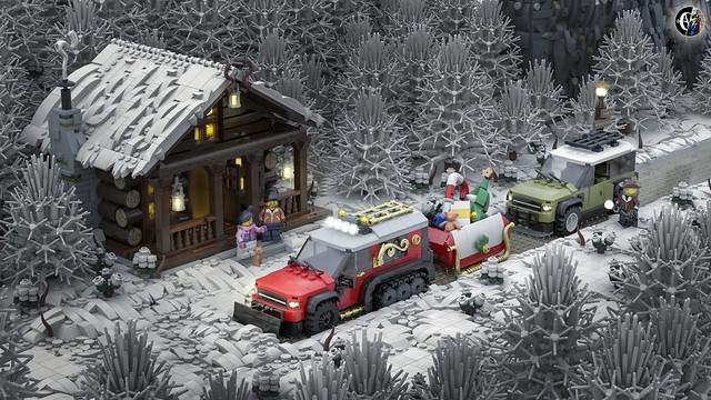 Christmas Defender Mission