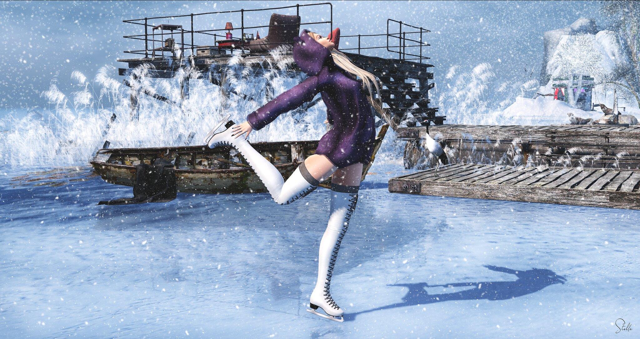 #1678 - Dancing on Ice
