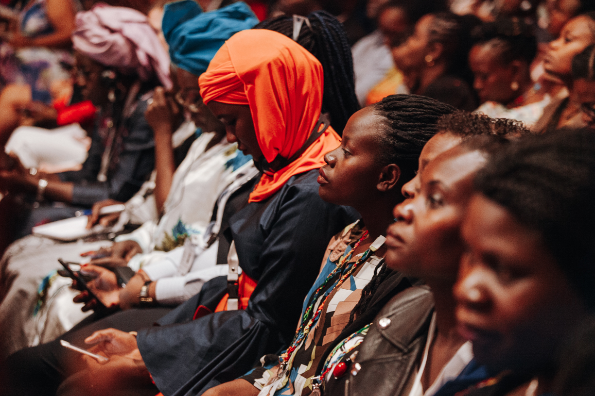 Global Gender Summit Kigali 2019 : Opening Plenary