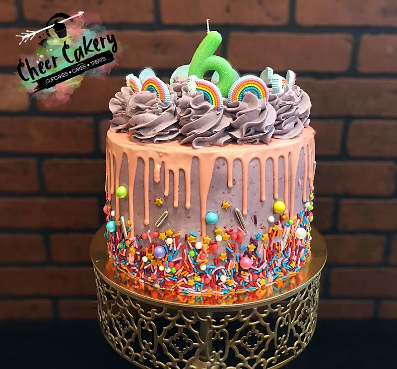 Cake by Cheer Cakery