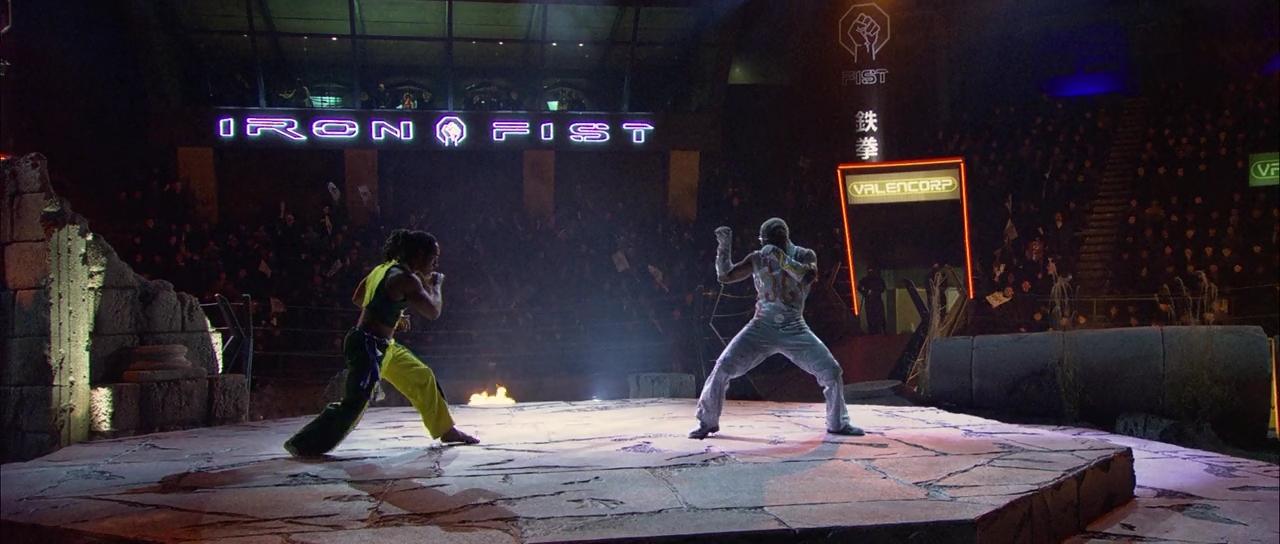 Tekken (2010) Audio Latino BRRip 720p Dual Latino Ingles ME