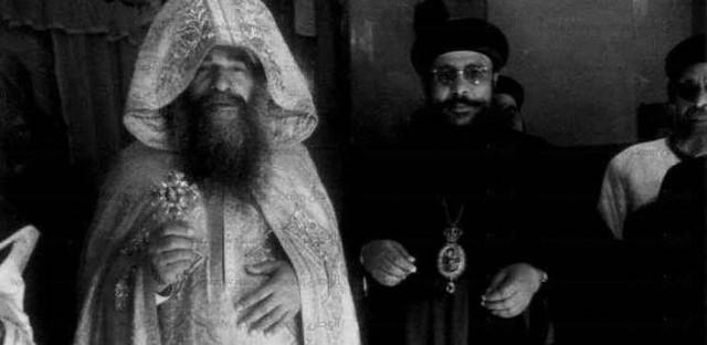 الأنبا يوأنس، مطران الجيزة والقليوبية وسكرتير المجمع المقدس