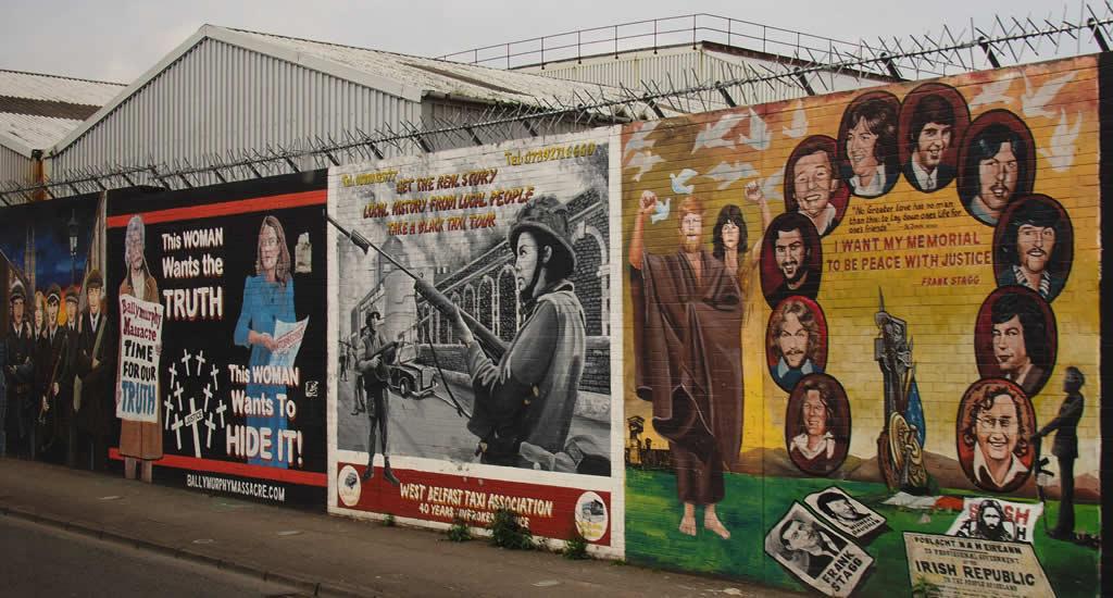 Belfast Black Cab Tour | Mooistestedentrips.nl