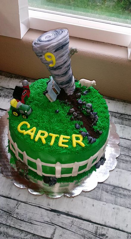 Cake by Klink's Custom Cakes and Canvases