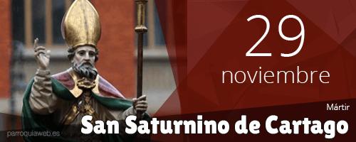 San Saturnino de Cartago