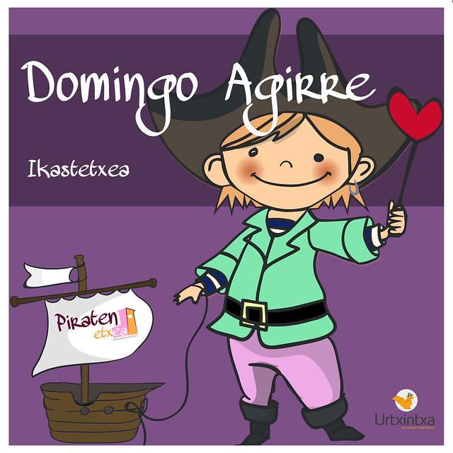 Pirata egonaldiak - Domingo Agirre Ikastetxea 11/20-22