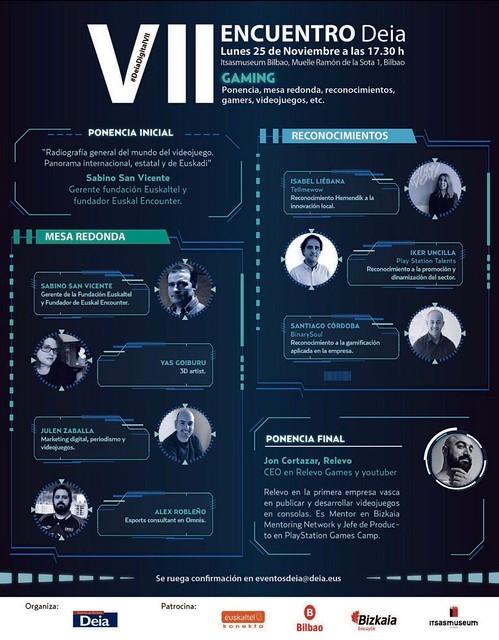 VII DEIA ENCUENTROS DIGITALES 2019