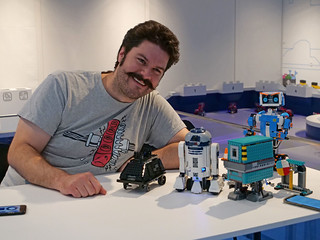 Interview with Carl Merriam, designer of Star Wars Boost