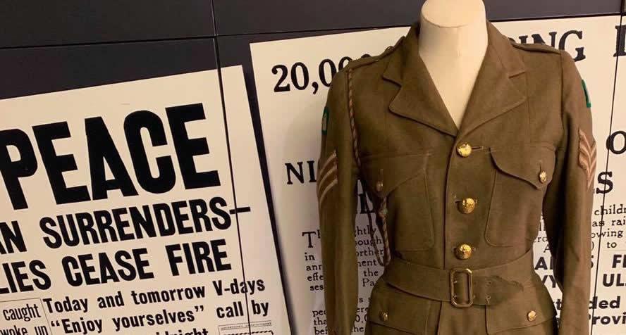 Foro met dank aan: Northern Ireland War Memorial | Mooistestedentrips.nl