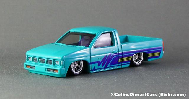 Hot Wheels - '93 Nissan Hardbody (D21)