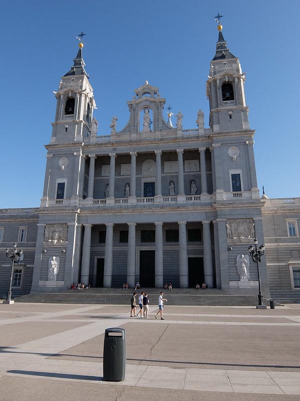 Мадрид - Собор Альмудена