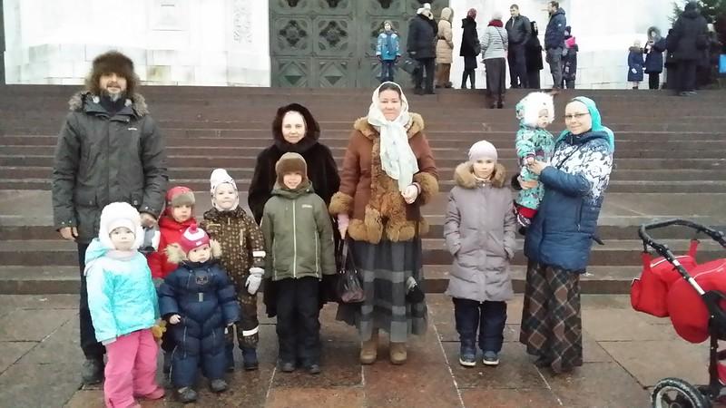 2017. Рождество Христово. в ВШ