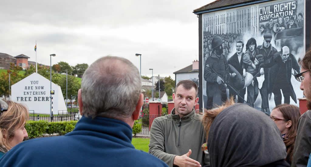 Derry Noord-Ierland | Mooistestedentrips.nl