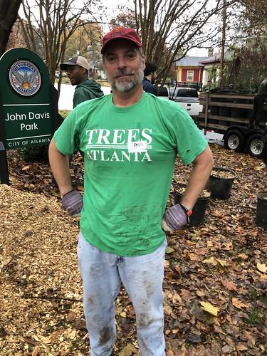 Tree Atlanta Volunteering