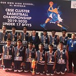 CBSE UAE Cluster Basketball Championship