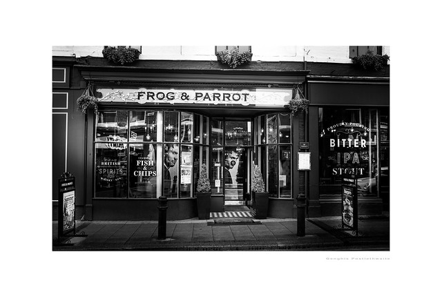 The Frog and Parrot, Sheffield