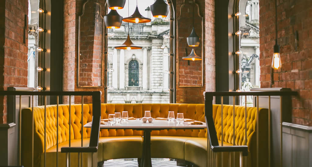 Restaurant in Belfast: Café Parisien | Mooistestedentrips.nl