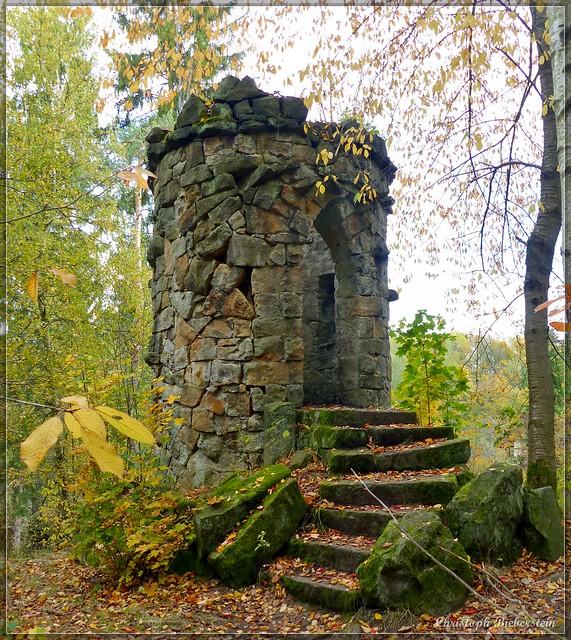 Künstliche Ruine im