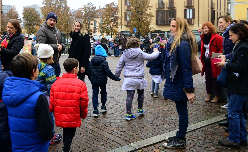 ANNIVERSARIO DELLA CONVENZIONE DEI DIRITTI DELL'INFANZIA  20 NOVEMBRE 2019 Foto A. Artusa