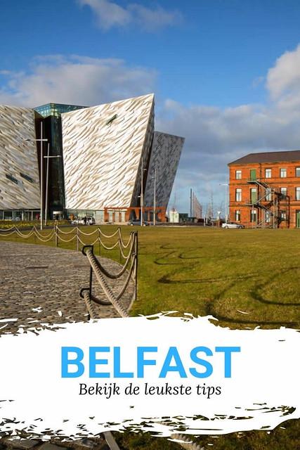 Belfast: de 21 leukste dingen om te doen in Belfast, Noord-Ierland | Mooistestedentrips.nl
