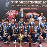 The Millennium School Inter School Basketball Tournament