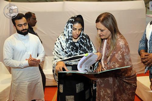 Primal Singh Ji, Coordinator Press showing Newspaper clippings