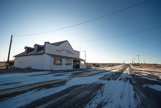 Lost Springs General Store & Post Office