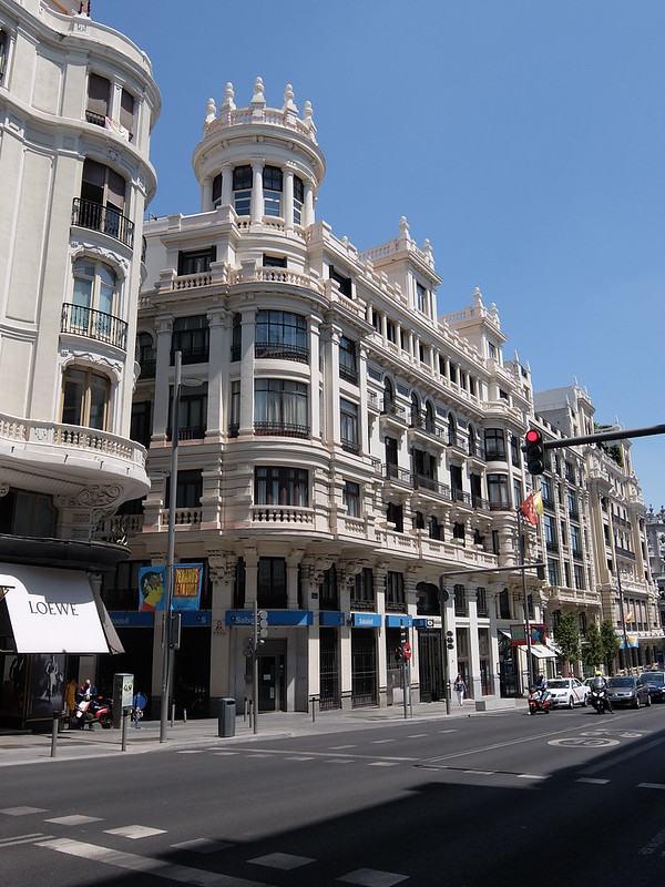 Мадрид - Улица Мадрида
