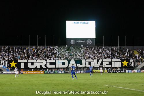 Santos 4 x 1 Cruzeiro