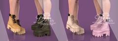 """Phedora for Uber - """"Denver"""" Boots ♥"""
