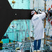 EUTELSAT KONNECT satellite in the clean room (Thales Alenia Space's manufacturing site in Cannes, France)