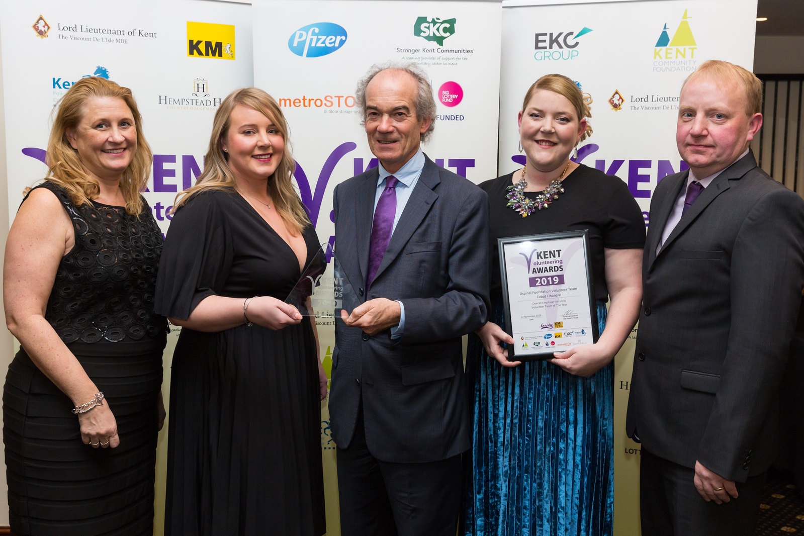 Kent Volunteering Awards 2019