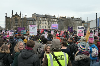 UCU strike | by marsupium photography