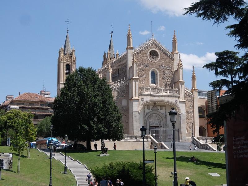 Мадрид - Королевская Церковь Святого Иеронима