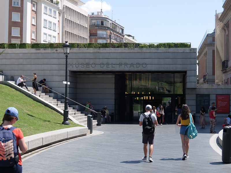 Мадрид - Музей Прадо