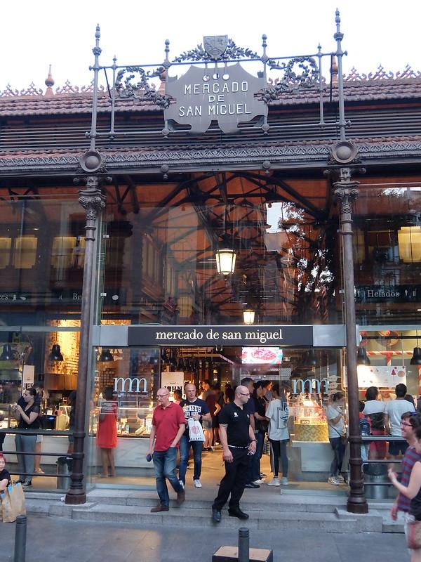 Мадрид - Рынок Сан-Мигель
