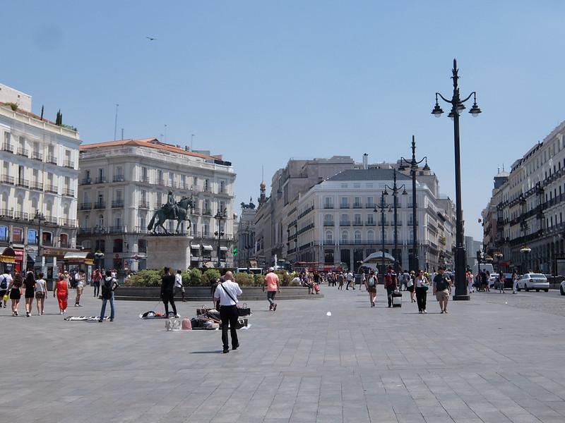 Мадрид - Пуэрта-дель-Соль