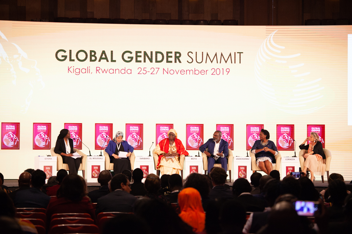 Global Gender Summit Kigali 2019 : Unlocking Women's Access to Finance in Africa