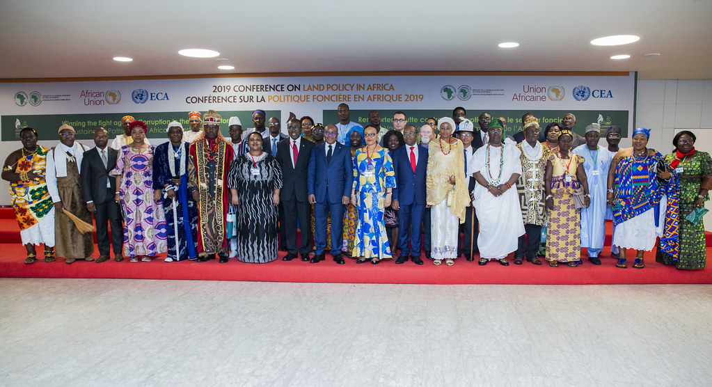 2019 Conference on Land Policy in Africa: Official Opening Ceremony