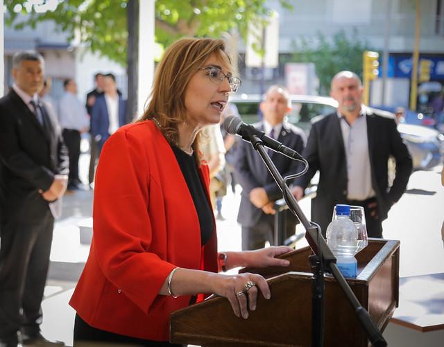 2019-11-25 PRENSA: Inauguración del Centro de Abordaje de Violencia Intrafamiliar y de Género - CAVIG -