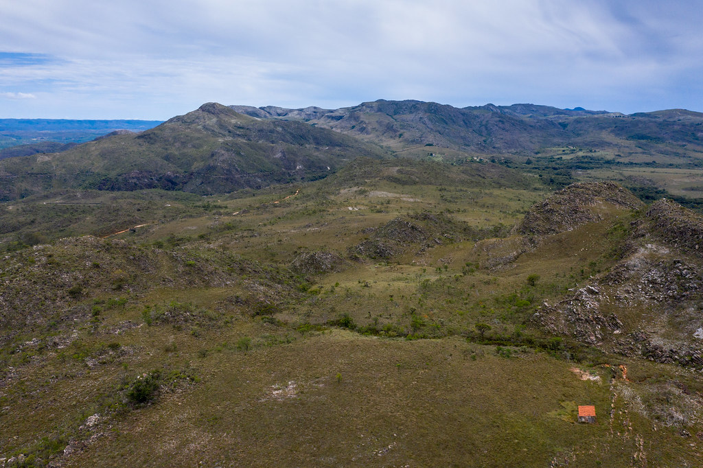Serra do Cipó - Espinhaço MG