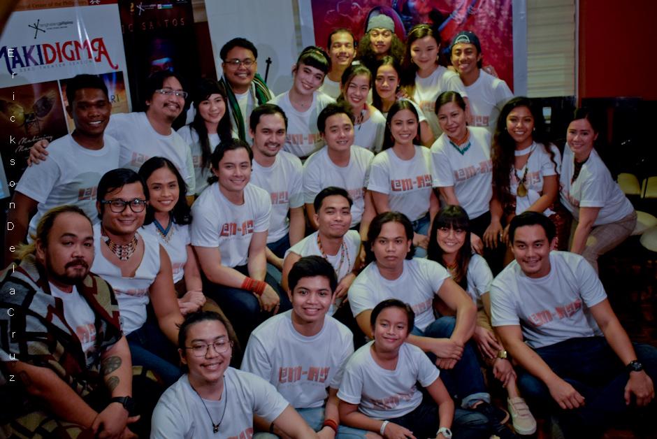 TANGHALANG PILIPINO - LAM-ANG presscon 01