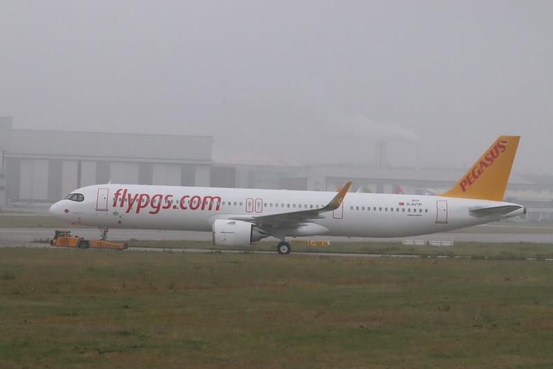 A321NX Pegasus TC-RBB