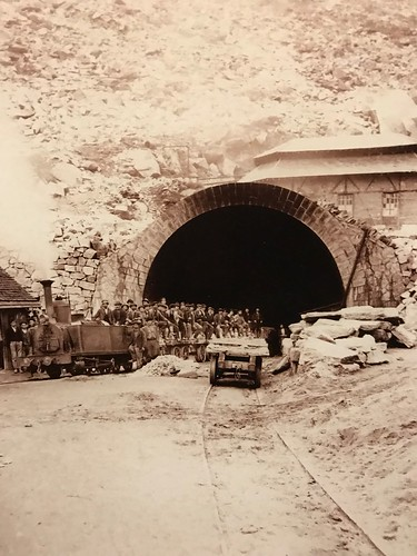 Gotthard Railway Tunnel. From History Comes Alive at Zurich's National Museum and Haus Hiltl